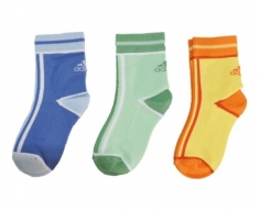 Adidas meias pk3 infants