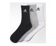 Adidas meias pack3 per cr hc