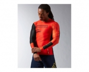 Reebok long sleeve cross fit compression