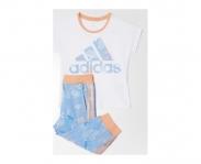 Adidas fato de treino dory summer set k