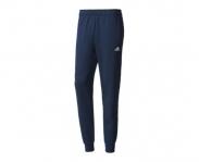 Adidas calça fato de treino essentials tapered fleece