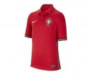 Nike camisola oficial portugal home 2020 jr