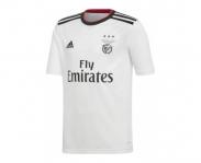 Adidas camisola oficial s.l.benfica 2018/2019 away jr