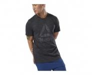 Reebok t-shirt elements marble melange