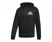 adidas sweat c/ capuz commercial badge of sports