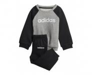 Adidas fato de treino linear fleece k