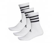 Adidas meias pack3 csh crew 3s