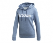 Adidas sweat c/ capuz essentials linear