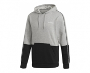 Adidas sweat c/ capuz 90s colorblock