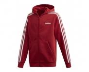 Adidas casaco c/ capuz essentials 3s kids