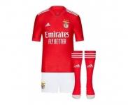 adidas Mini Kit Oficial S. L. Benfica Home 2021/2022 Jr
