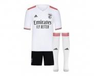 adidas Mini Kit Oficial S. L. Benfica Away 2021/2022 Jr