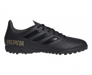 Adidas sapatilha de futebol turf predator 19.4 tf