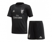 Adidas mini kit oficial s. l. benfica away 2020/2021 jr