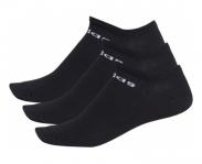 Adidas meias pack3 low cut