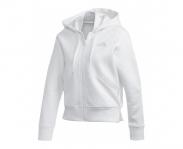 Adidas casaco c/ capuz ribbed w
