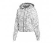 Adidas casaco c/ capuz aop w