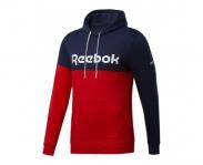 Reebok sweat c/ capuz essentials logo