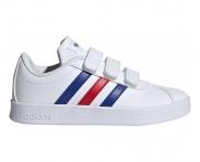 Adidas sapatilha vl court 2.0 inf