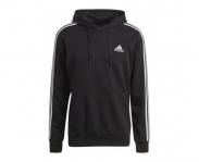 Adidas sweat c/ capuz essentials 3s
