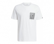 Adidas t-shirt race flag