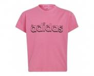 adidas t-shirt graphic girls