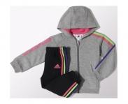 Adidas f.treino linear full zip jogger inf