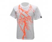 Adidas t-shirt logo