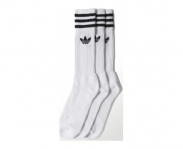 Adidas meias pack3 solid