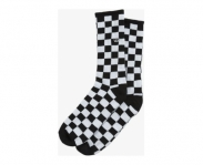 Vans meias checkerboard crew ii