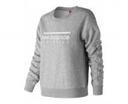 New balance sweat athletics crew w